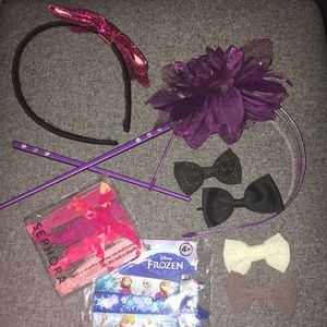 Other - Girly Hair Accessories Bundle